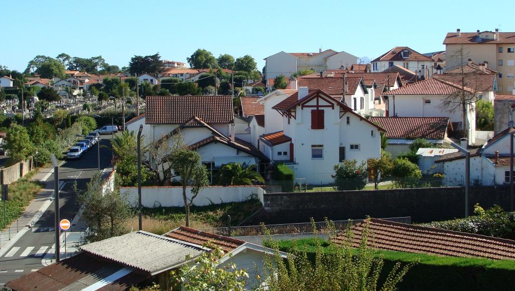 Annonce Ref 356 Maison / Villa : BIARRITZ  MAISON DE QUARTIER Pays Basque à vendre
