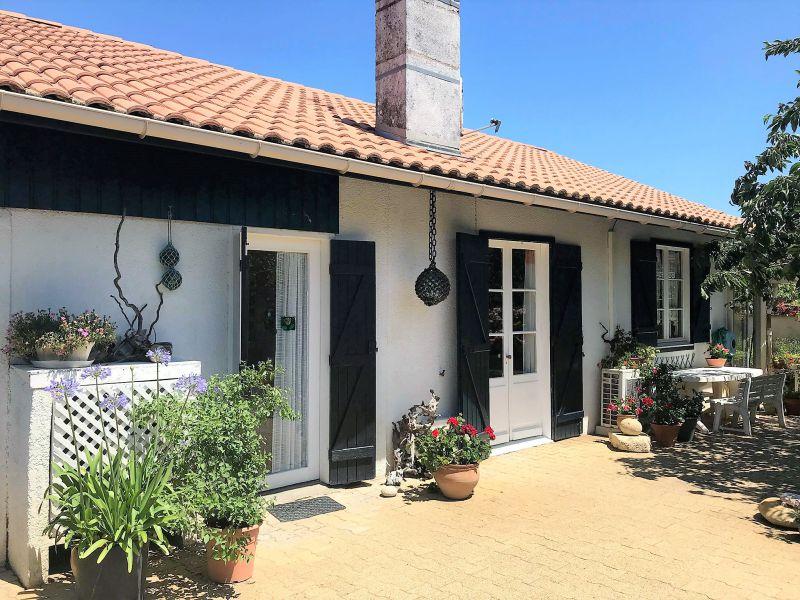 Maison esprit cabane pleine de charme sur la Presqu'île de Lège Cap Ferret
