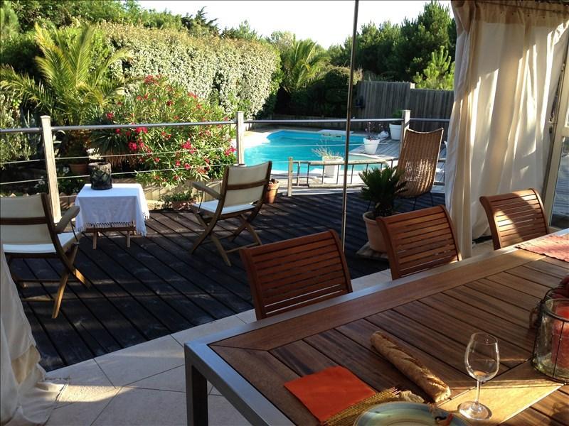 Annonce Ref 348 Appartement : Cap Ferret Océan appartement au pied des dunes  Cap-Ferret à vendre
