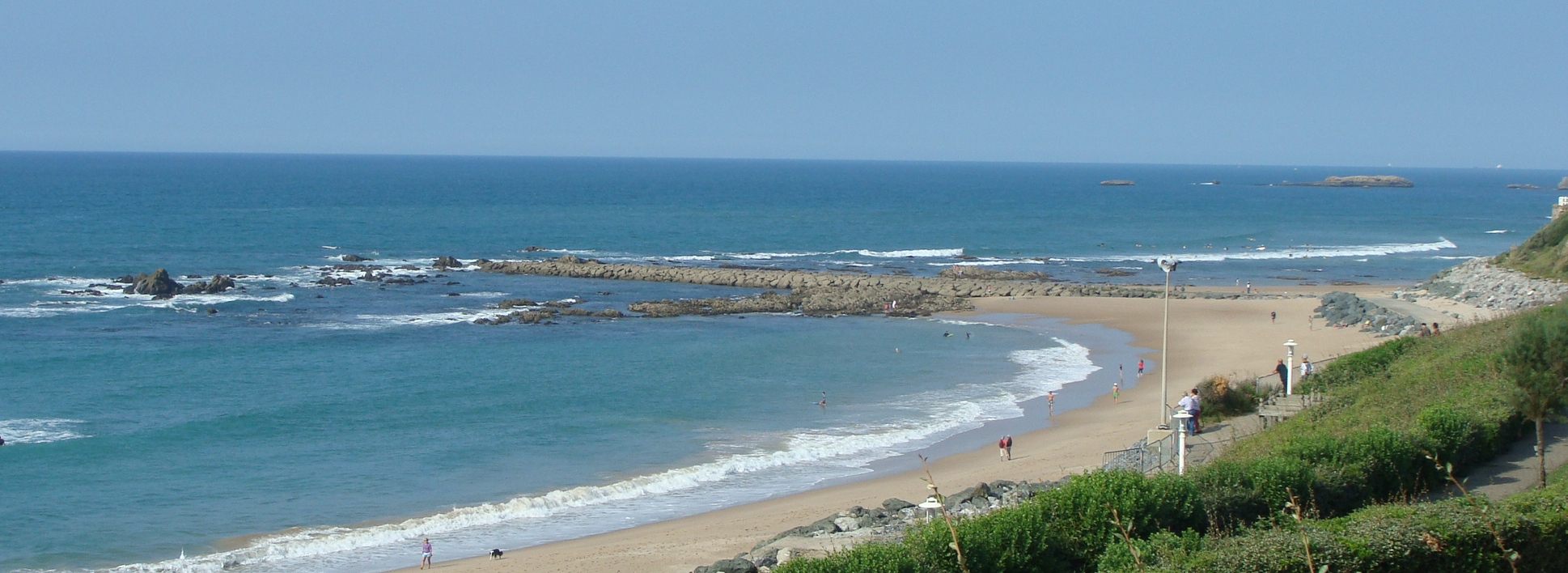 A vendre biarritz vue mer milady ilbarritz ref ip pb 227 pays basque immobilier luxe prestige - Chambre hote biarritz vue mer ...