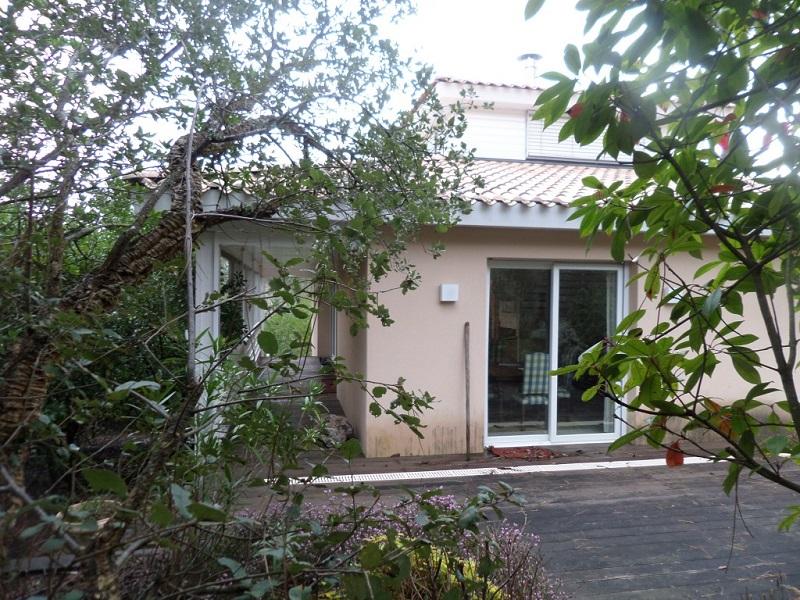 Annonce Ref 341 Maison / Villa : Petit Piquey, villa nichée dans la verdure Cap-Ferret à vendre