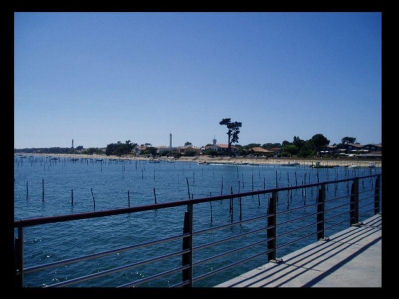 Cap Ferret centre, beau projet de rénovation