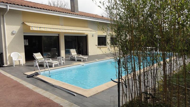 Annonce Ref 282 Maison / Villa : Martignas sur Jalle, maison avec piscine Bordeaux à vendre