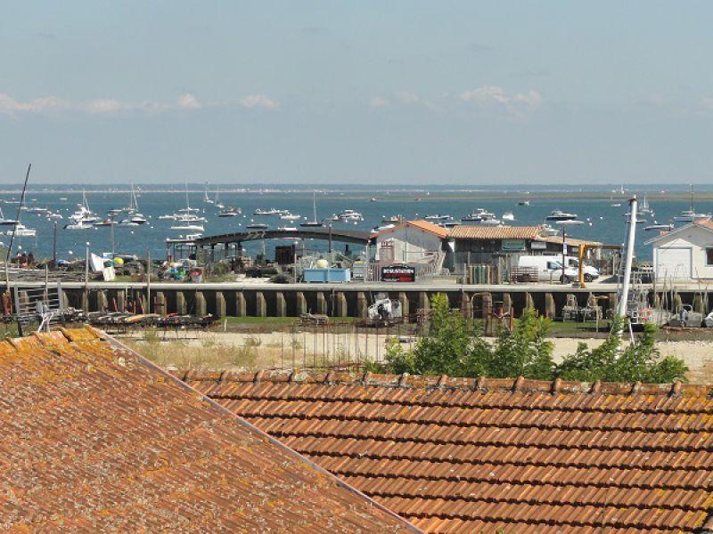 Annonce Ref 325 Maison / Villa : Maison port de Piraillan.  Cap-Ferret à vendre