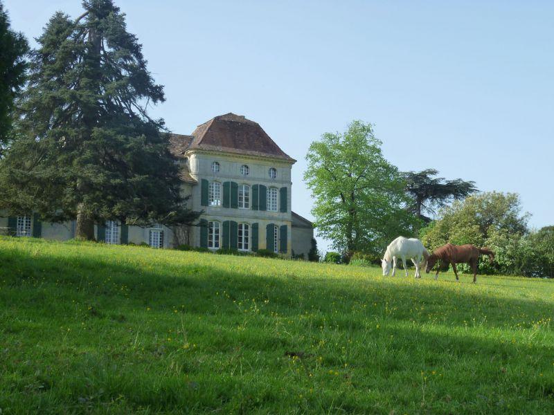Manoir du XVII ème dans le Bergeracois
