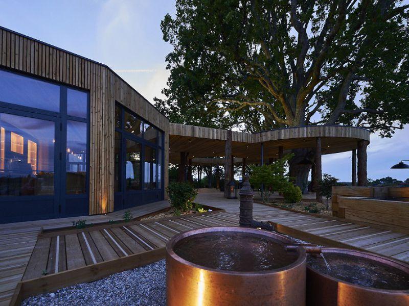 Exceptionnelle propriété viticole avec restaurant et maison de charme