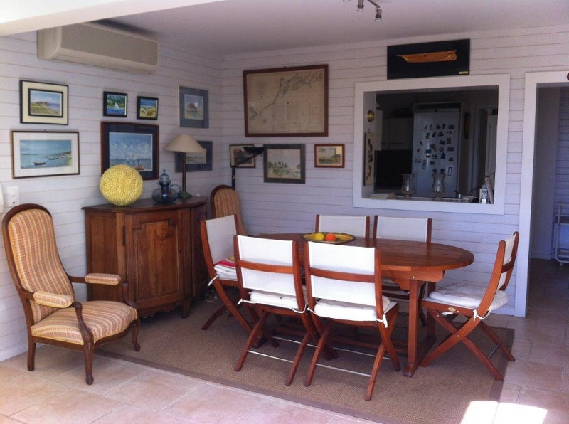 a vendre cap ferret centre villa en 1 re ligne. Black Bedroom Furniture Sets. Home Design Ideas