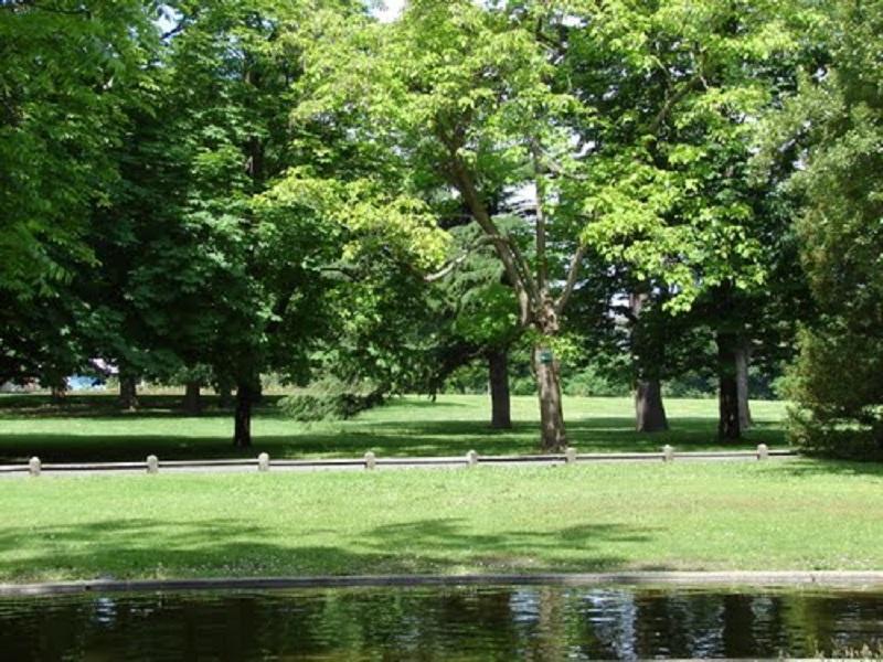 Annonce Ref 391 Propriété / Domaine : Parc Bordelais, exceptionnel hôtel particulier.  Bordeaux à vendre