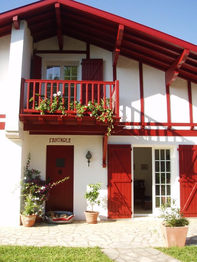 Maison de style Basque Arcangues