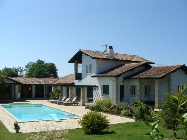 Agence immobiliere pays basque rustmann associ s vente for Agence immobiliere ustaritz