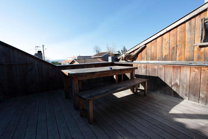 Annonce Ref 49 Maison / Villa : Cabane de village côté Bassin à Petit Piquey. Cap-Ferret à vendre