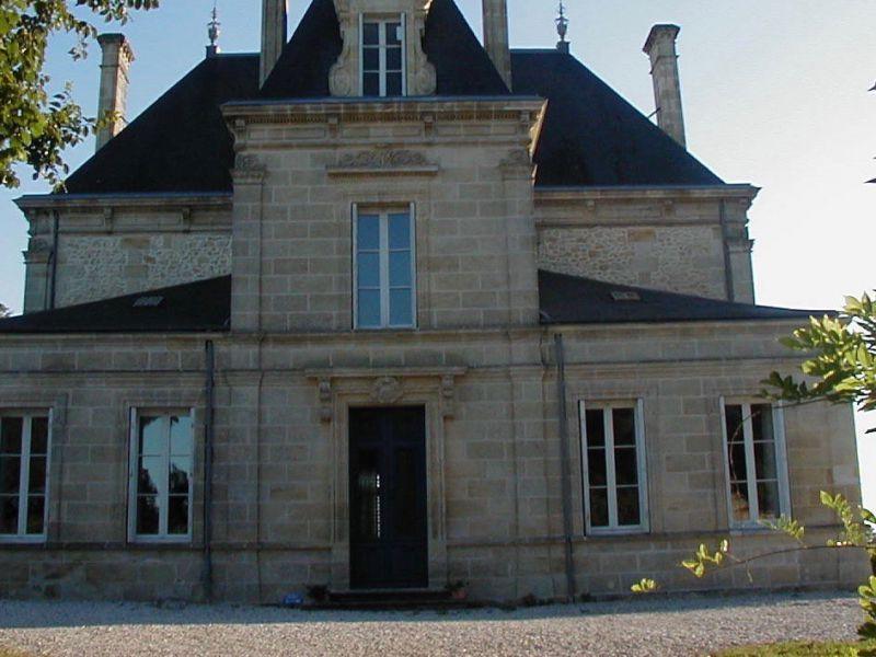 Très belle propriété en AOC Médoc