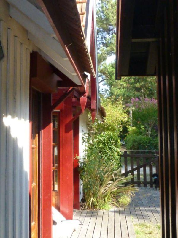 Presqu\\\'île du cap Ferret, Les Jacquets, jolie maison esprit cabane .