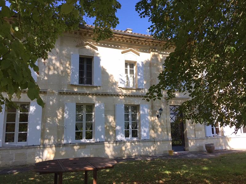 Charmant domaine aux portes de Bordeaux