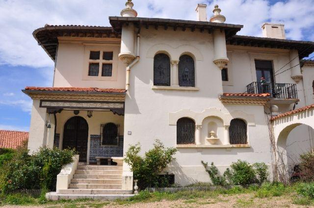 a vendre biarritz villa toscane vue mer ref ip pb 80 pays. Black Bedroom Furniture Sets. Home Design Ideas