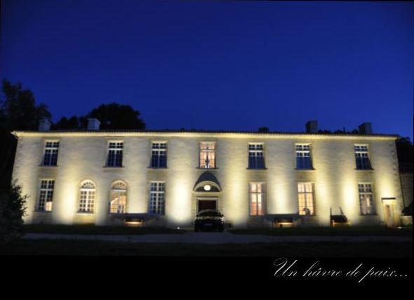 Château du 18e siècle à 15 min de Saint Emilion